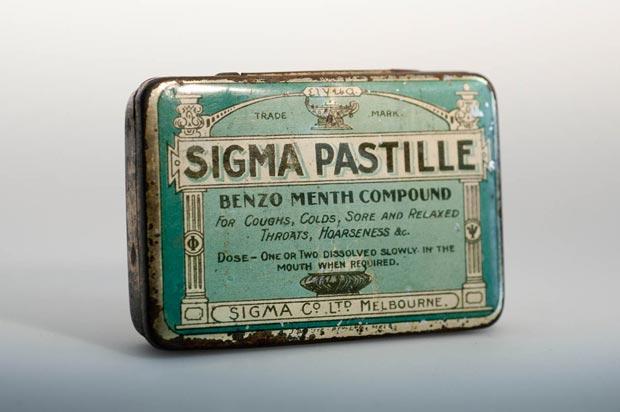 Sigma Pastilles