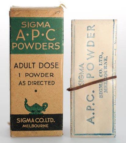 APC Powders