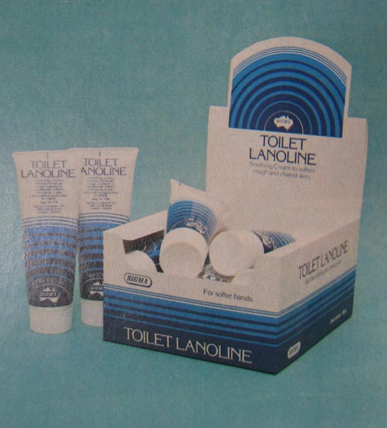 Sigma Lanoline Pack – Aug 1978