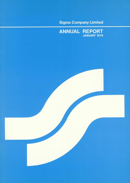 Annual Report Cover 1979