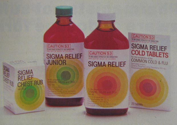 Sigma Relief 1979