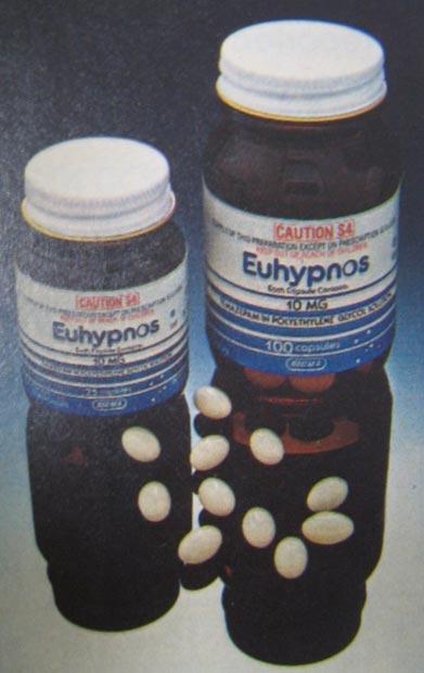Sigma Euhypnos – Dec 1980
