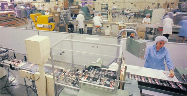 Sigma Manufacturing 1989-90