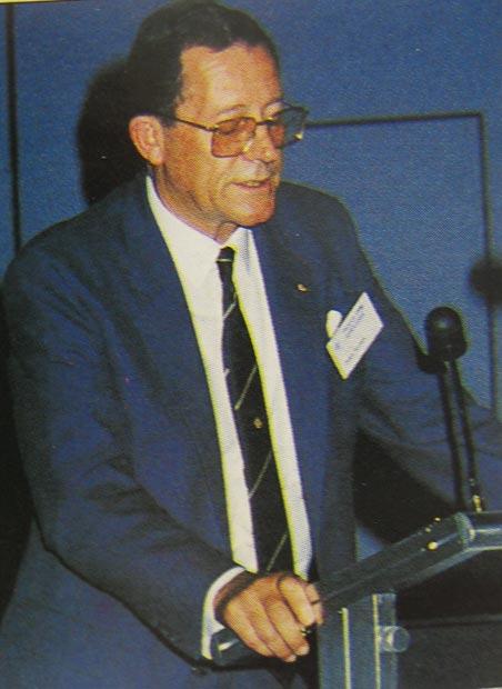 John Scown – Nov 1990