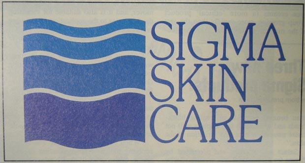 Sigma Skin Care 1990