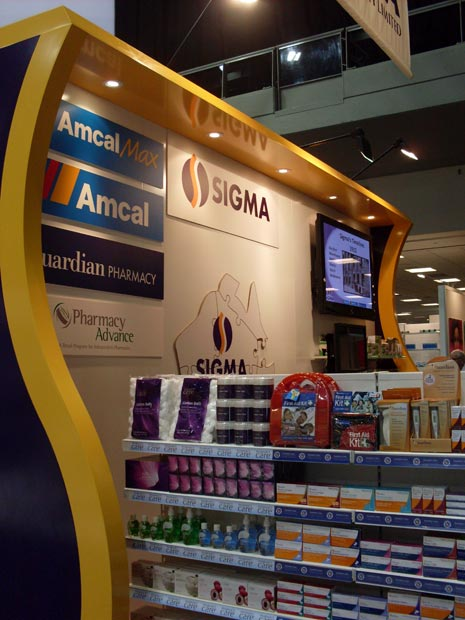 Sigma at APP 2011