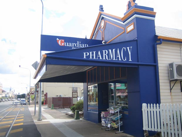 Guardian Pharmacy Maryborough 2011