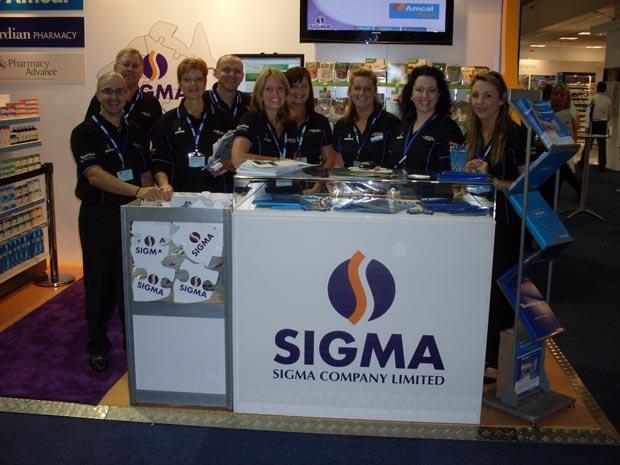 Sigma Team Members 2011