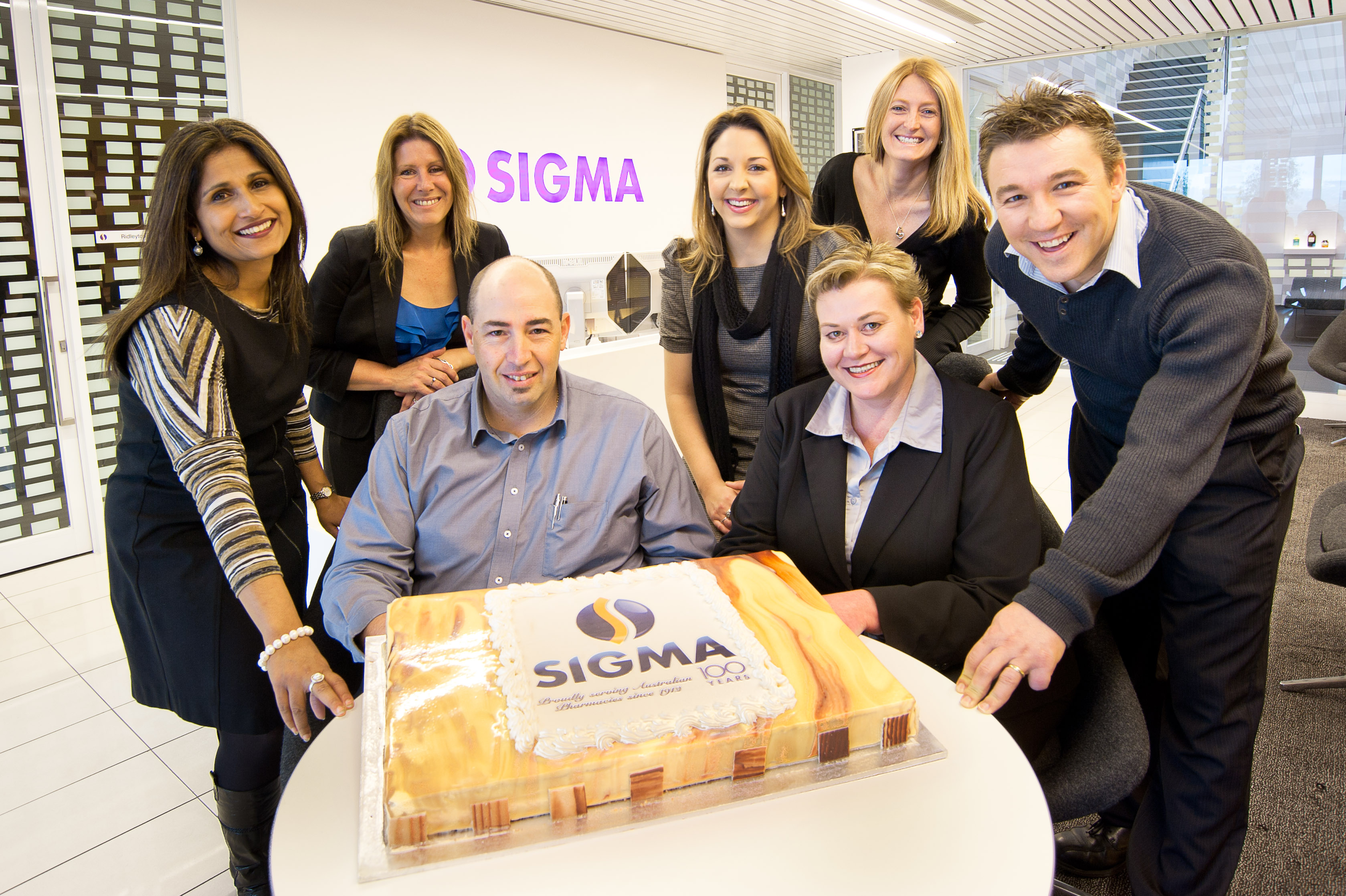 Happy Birthday Sigma!