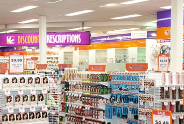award Discount Drug Stores Store