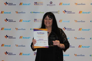 DDS Kings Langley Pharmacy of year not sure she is the owner