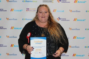 Grd Pharmacy Assistant Maxine Morris